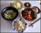 easy classic Japanese cuisine menu compil'