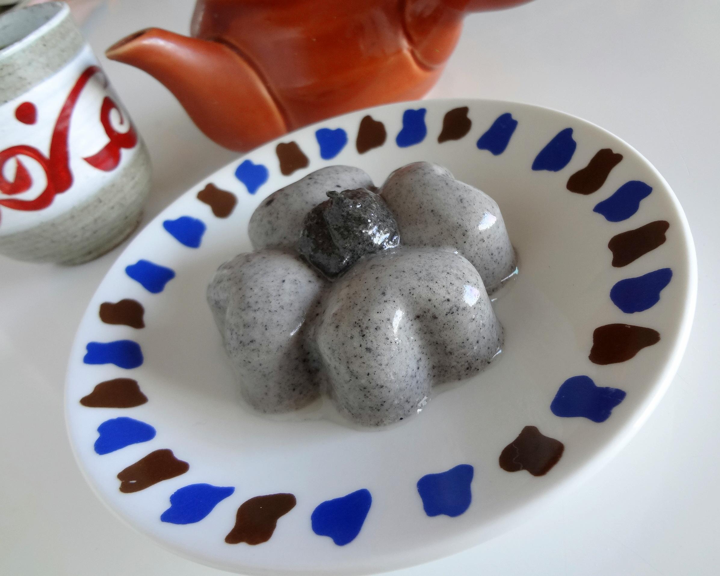 Black Sesame Pudding (Kuro Goma Purin) Recipes — Dishmaps