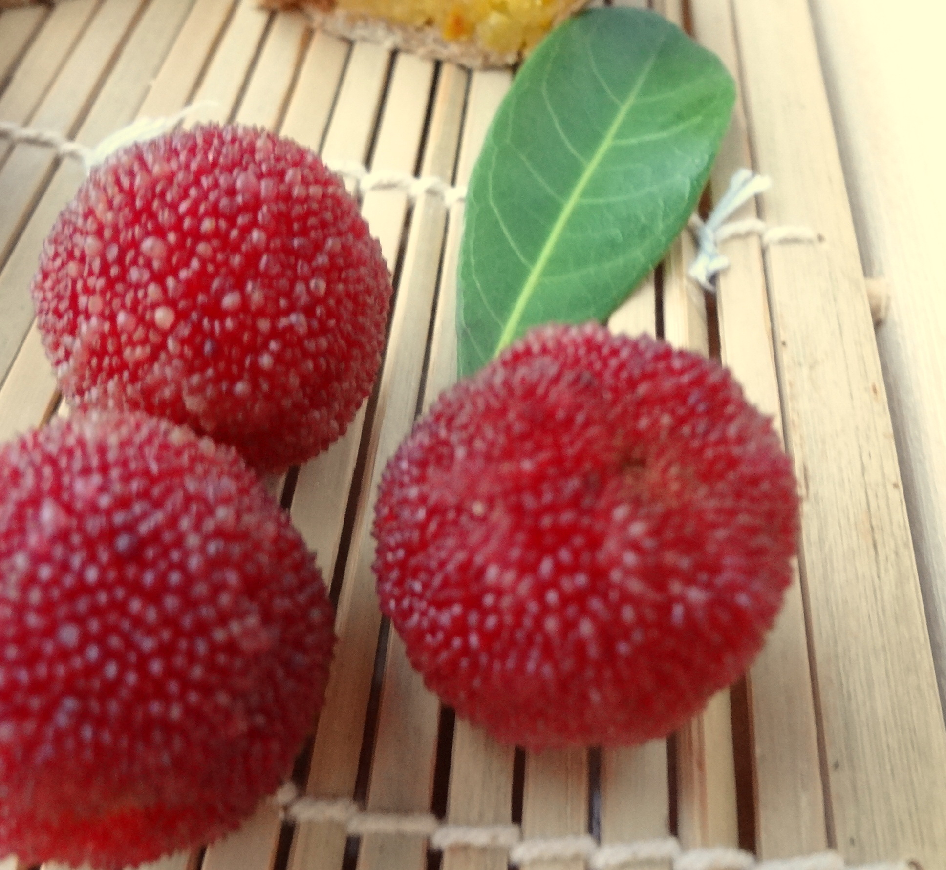 how to eat chinese bayberry