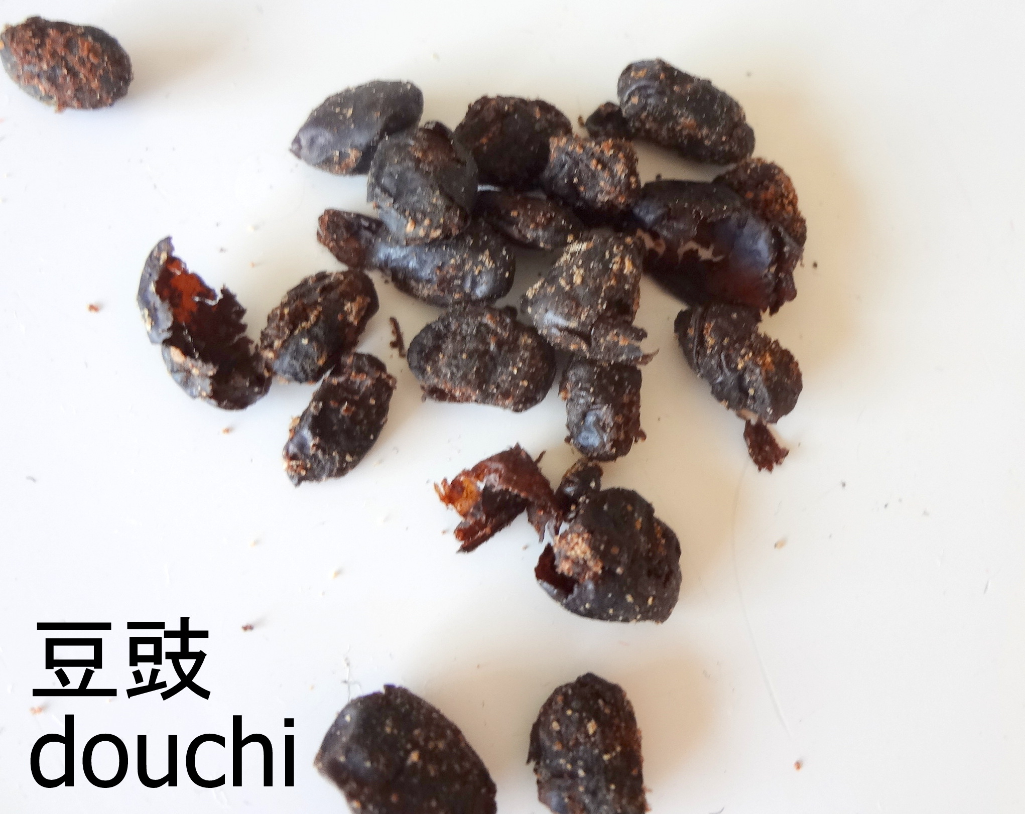 how to make chinese douchi